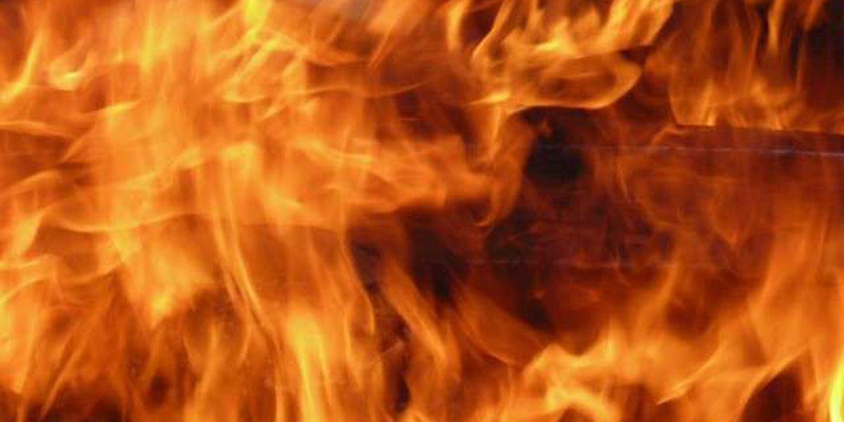 Multiple crews battle blaze in Loris