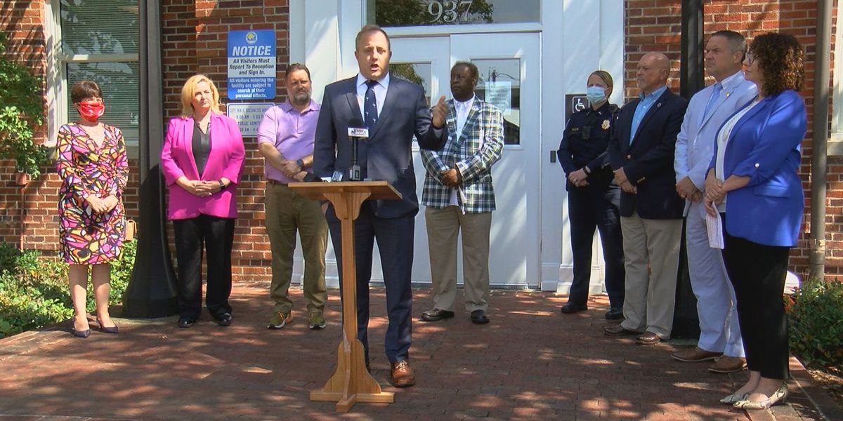 State, local leaders announce $500,000 in funding for opioid crisis along the Grand Strand