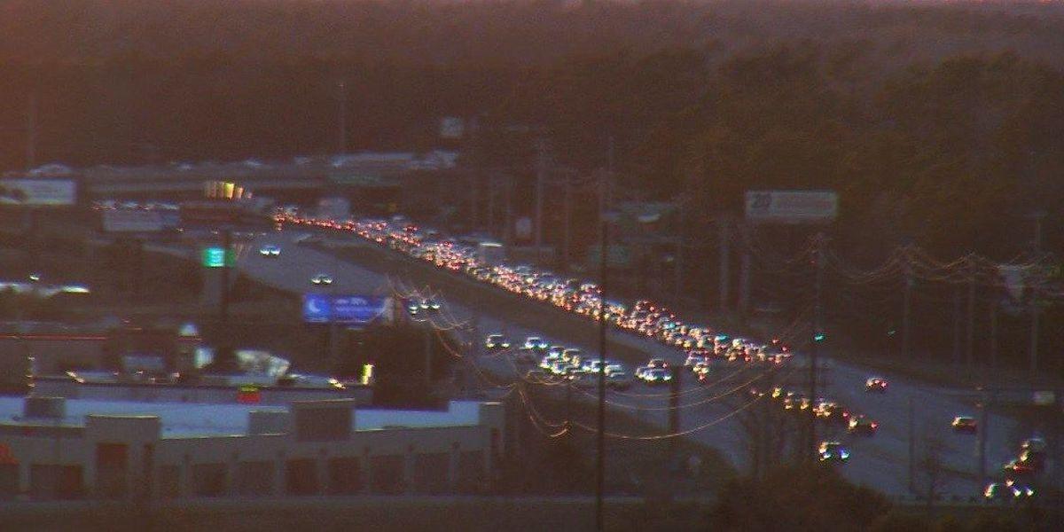 TRAFFIC ALERT: Multi-car crash slowing traffic at U.S. 17 Bypass, Lauderdale Bay