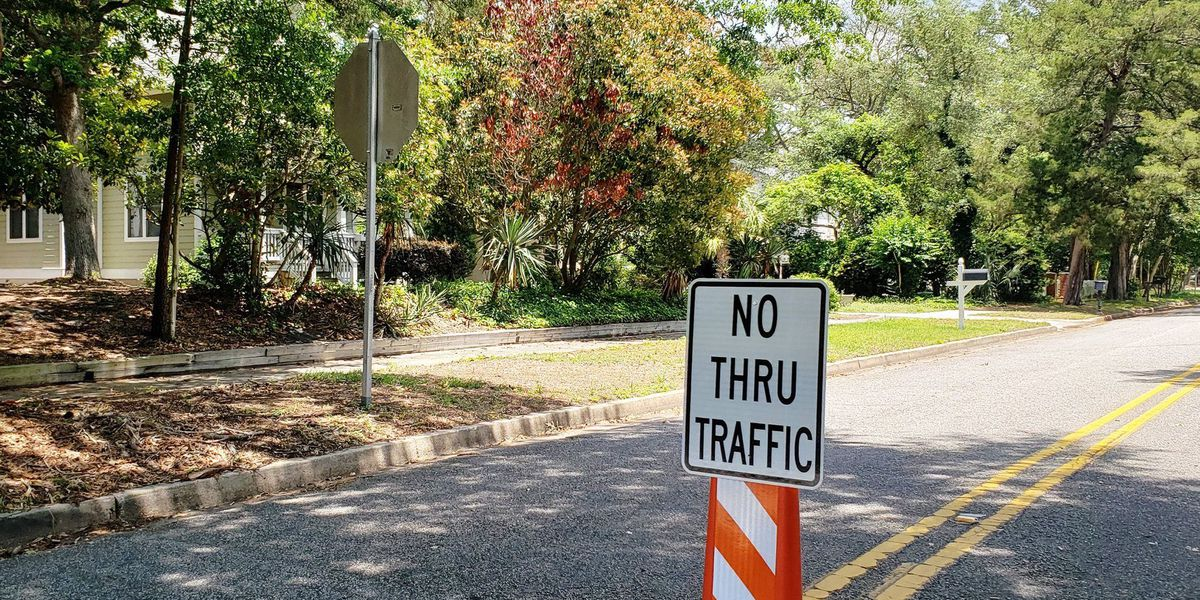 Myrtle Beach tries to separate residential traffic from tourism traffic for Labor Day weekend