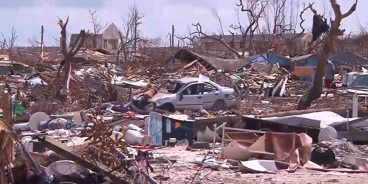 Charleston man working to help Dorian victims in Bahamas: 'It's just like Hugo'