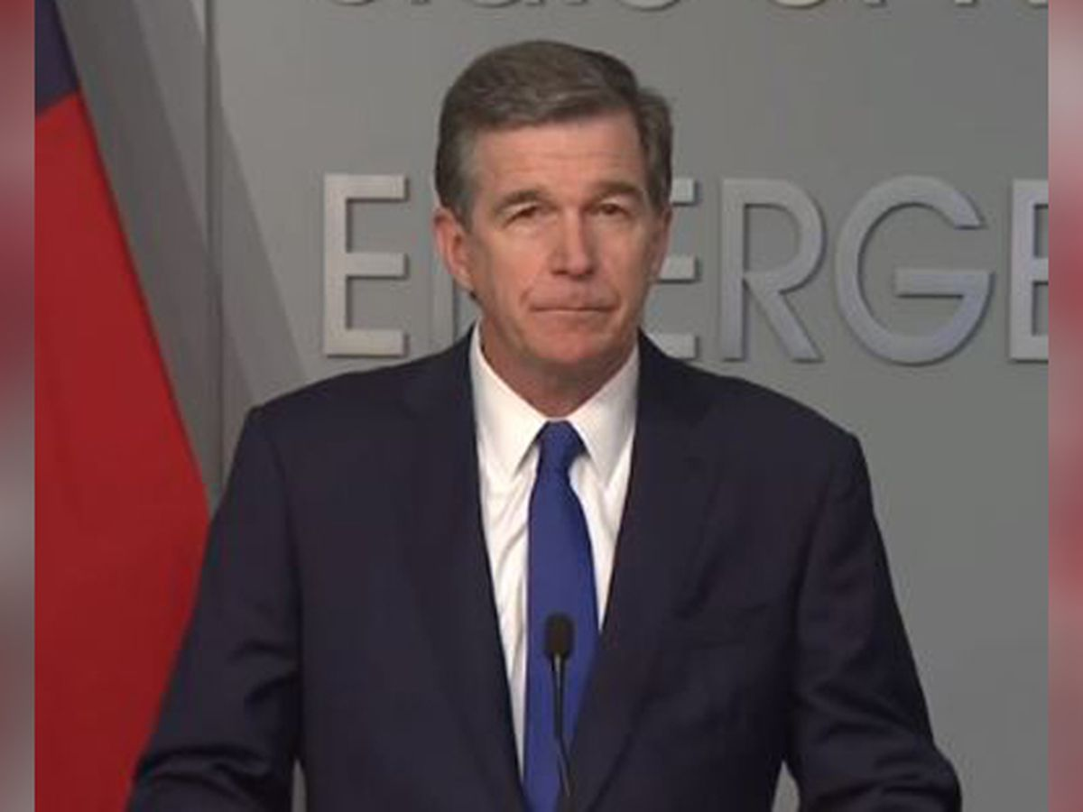 NC governor to make announcement next week on school reopenings, executive order