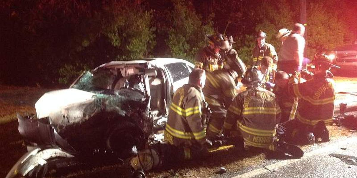 SCHP: Head-on collision in Lake City claims two lives