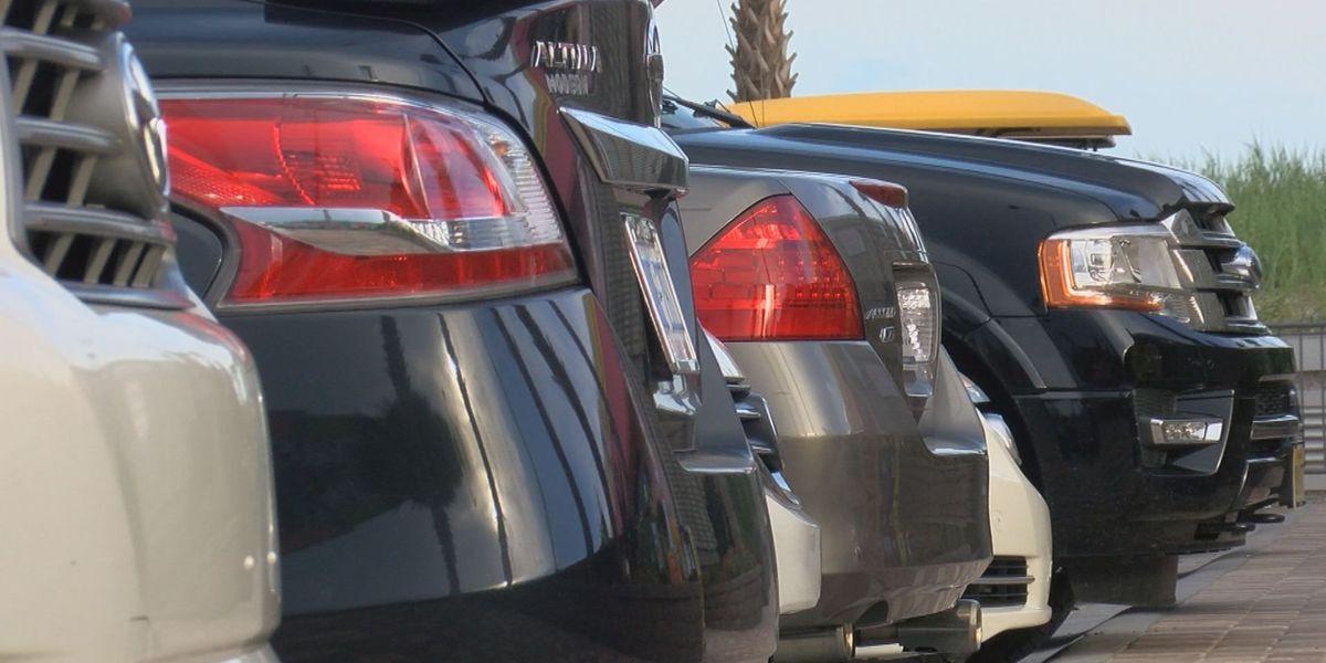 North Myrtle Beach looking to fund public parking through business development