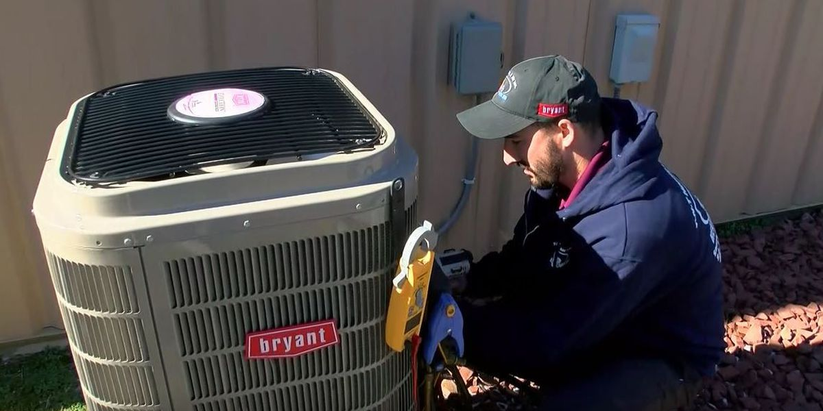 Some HVAC systems unable to deal with frigid weather