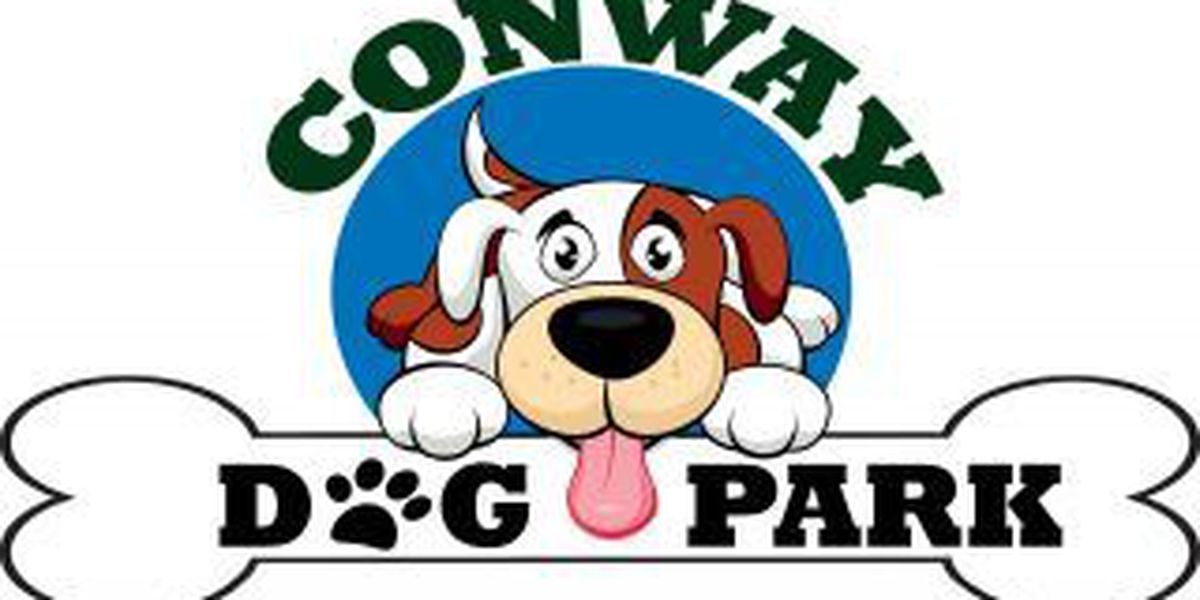Dog park opens in Conway