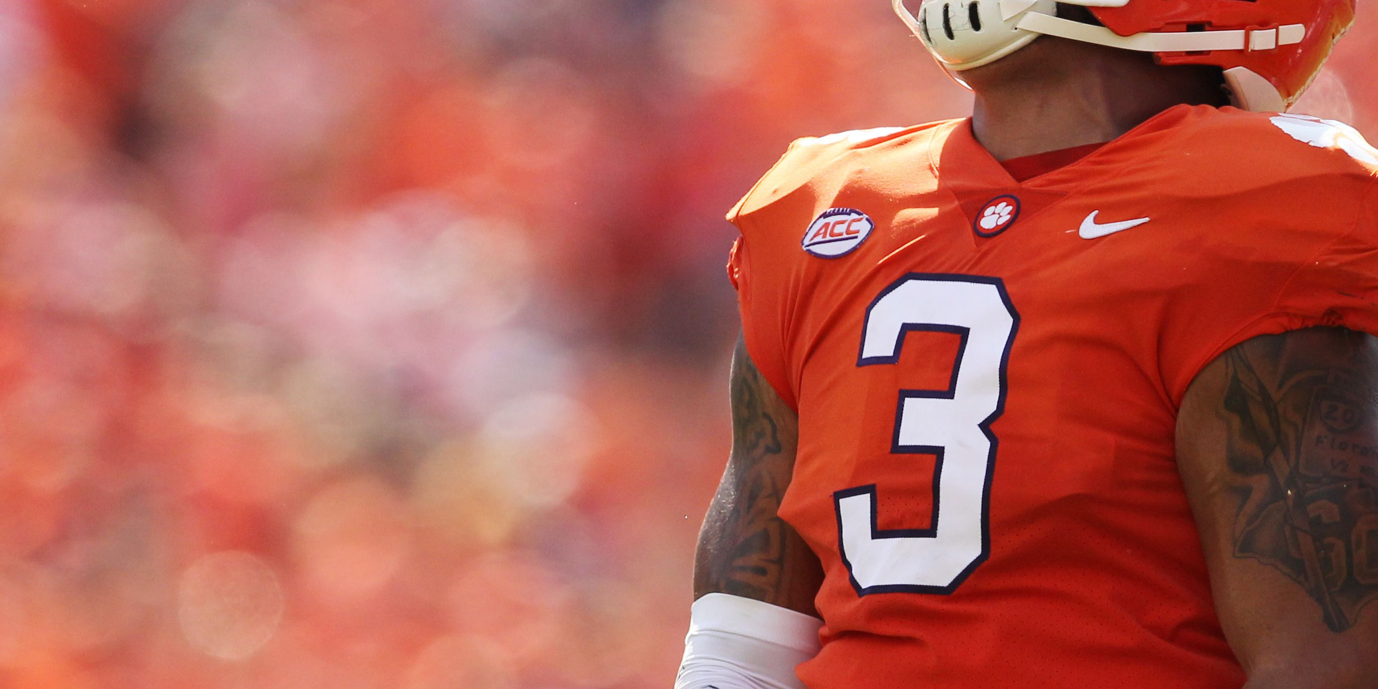 Clemson DE and former Wilson Tiger Xavier Thomas to redshirt in 2020 due to COVID-19