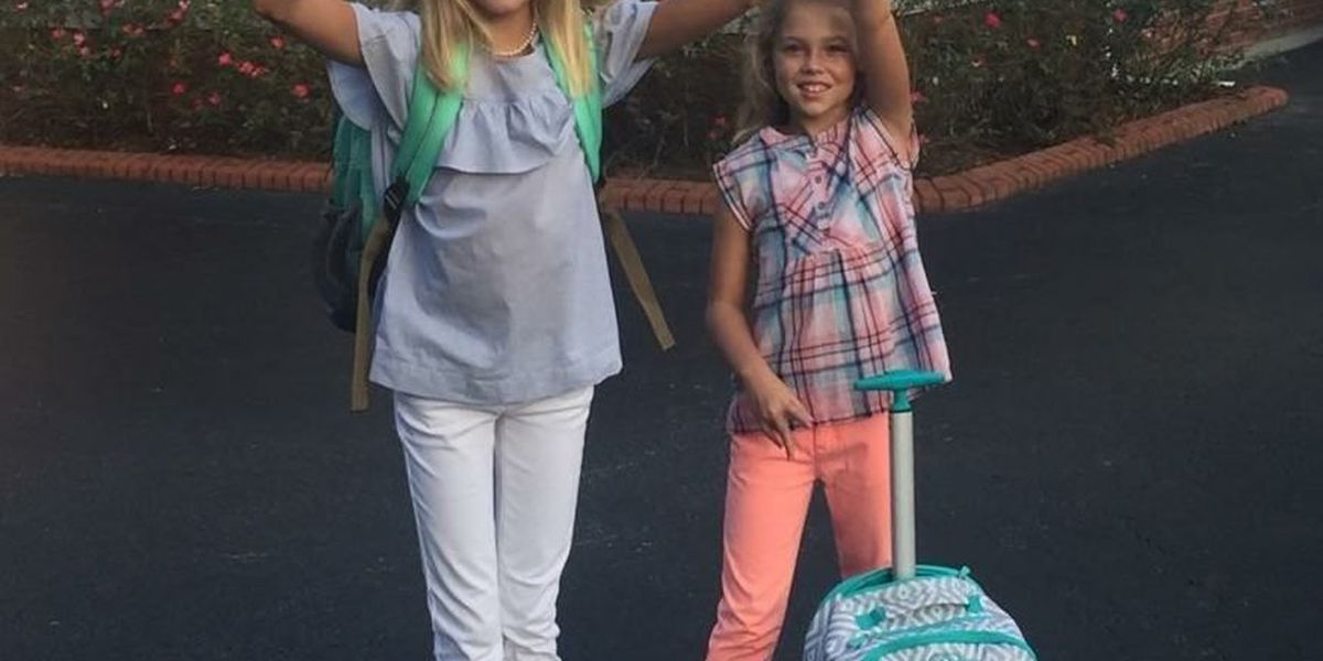 Send us your back to school pictures!