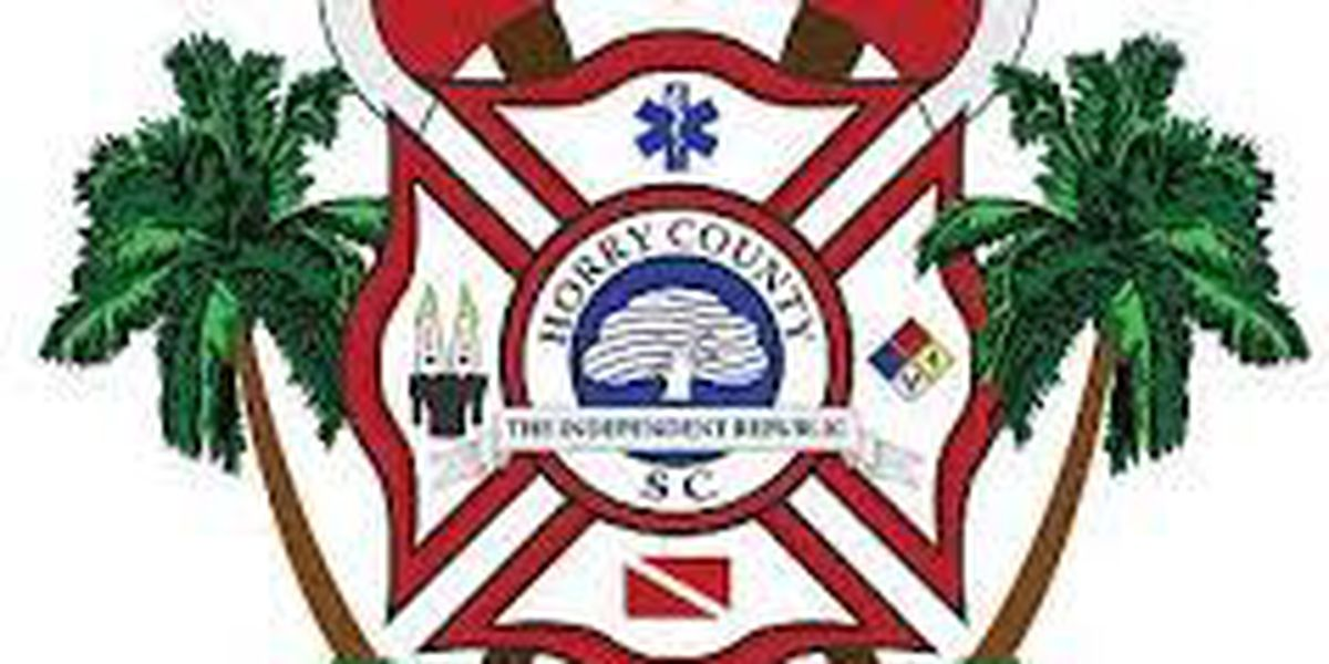 Horry County lifts burn ban