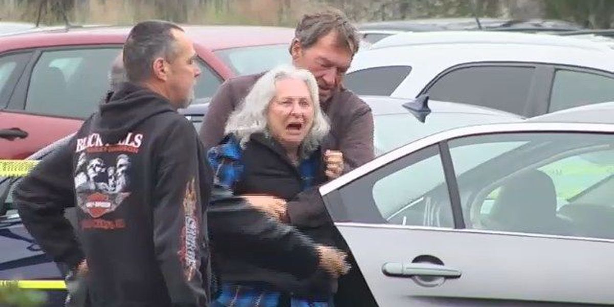 78-year-old woman shot and killed during mugging at Myrtle Beach Mall