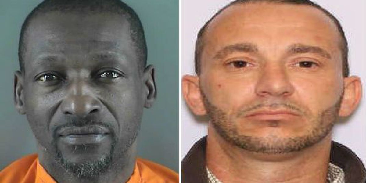 Two wanted by Horry County Sheriff's deputies