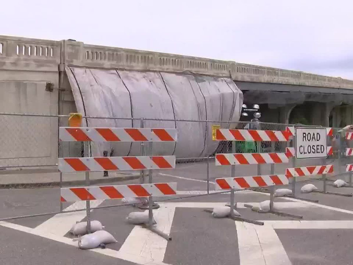 SCDOT announces Conway's Main Street Bridge reopen
