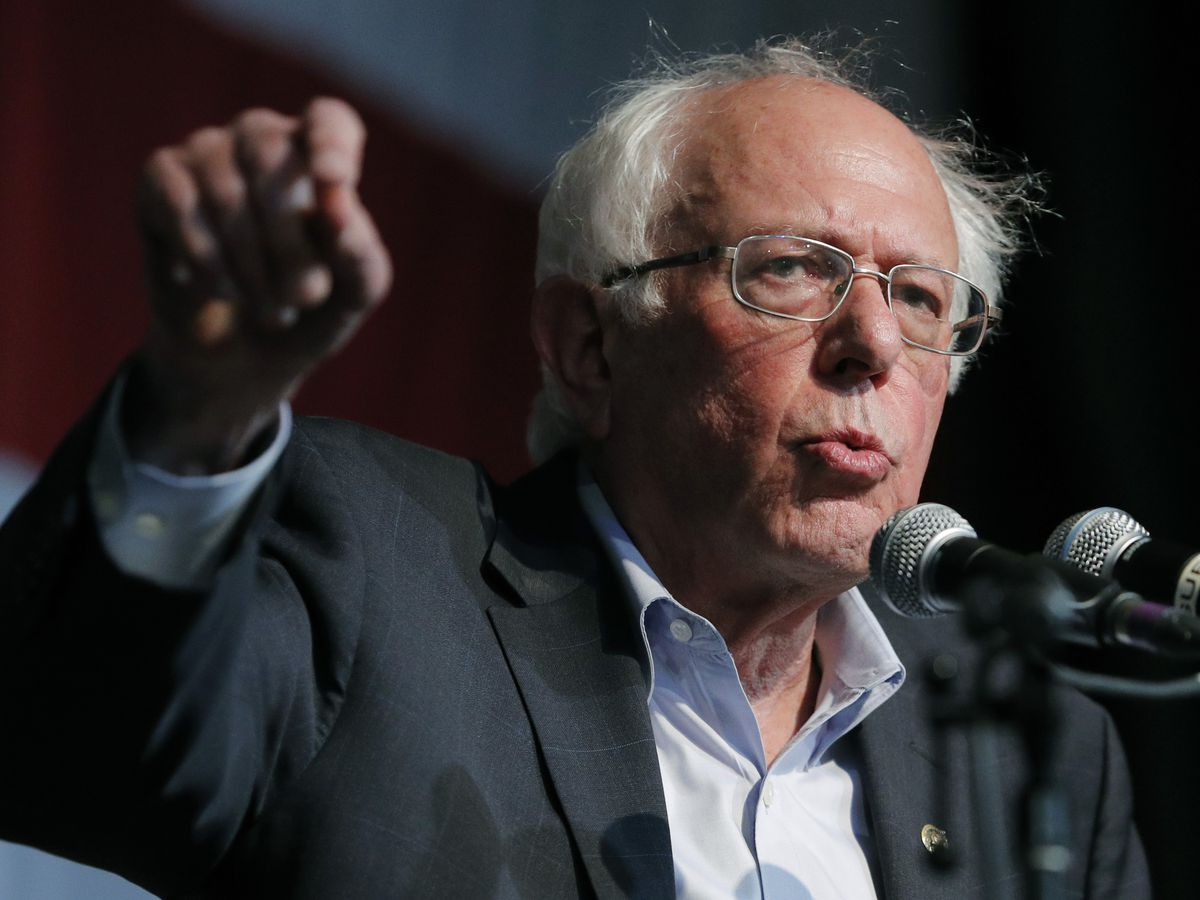 Presidential Candidate Bernie Sanders to appear at CofC Sunday