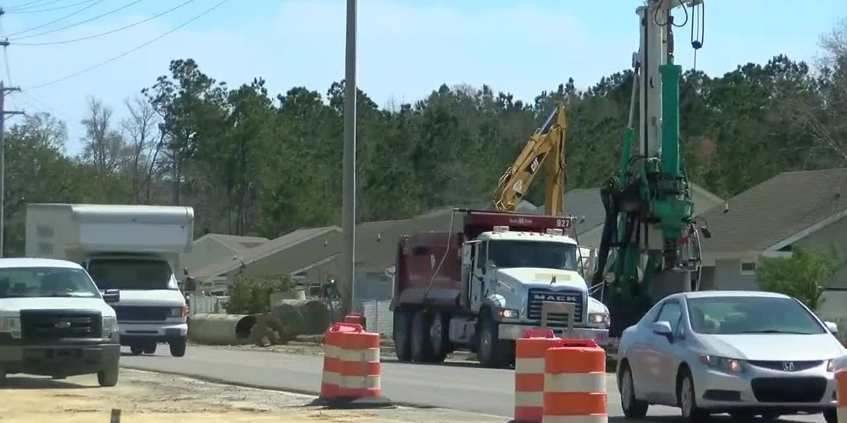 SCDOT: No completion date on Highway 31 extension to Highway 707