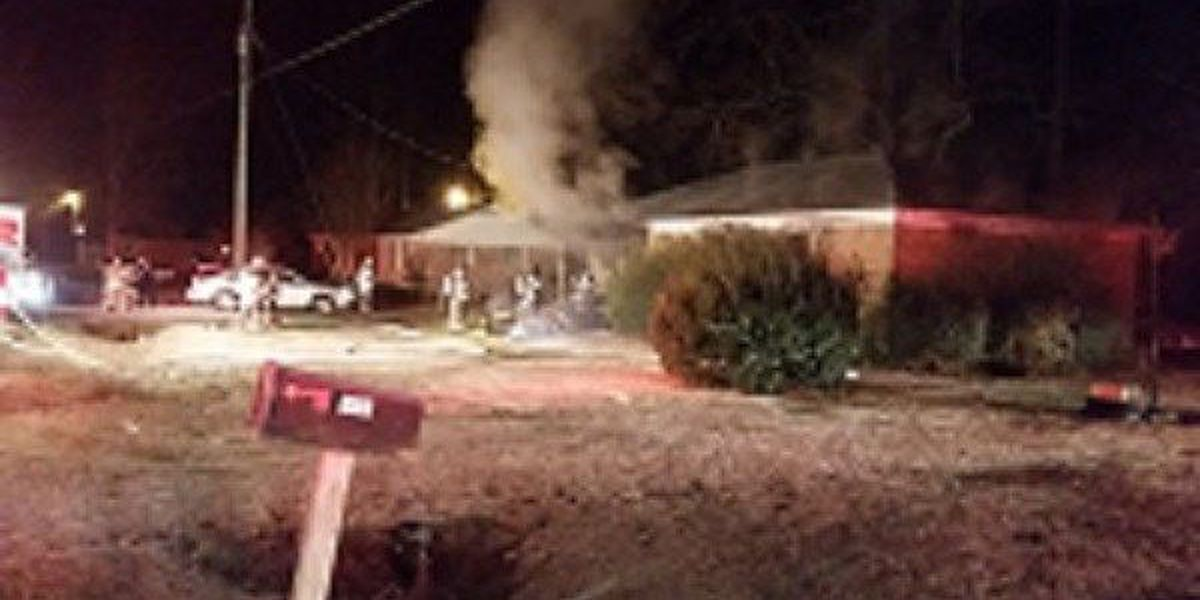 Improper use of a space heater to blame for Timmonsville house fire