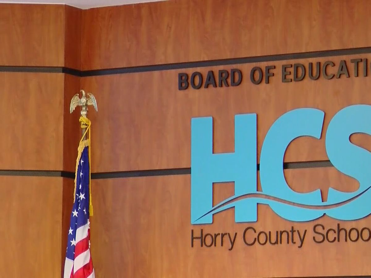 Horry County School Board votes in favor of sending school reopening plan to state