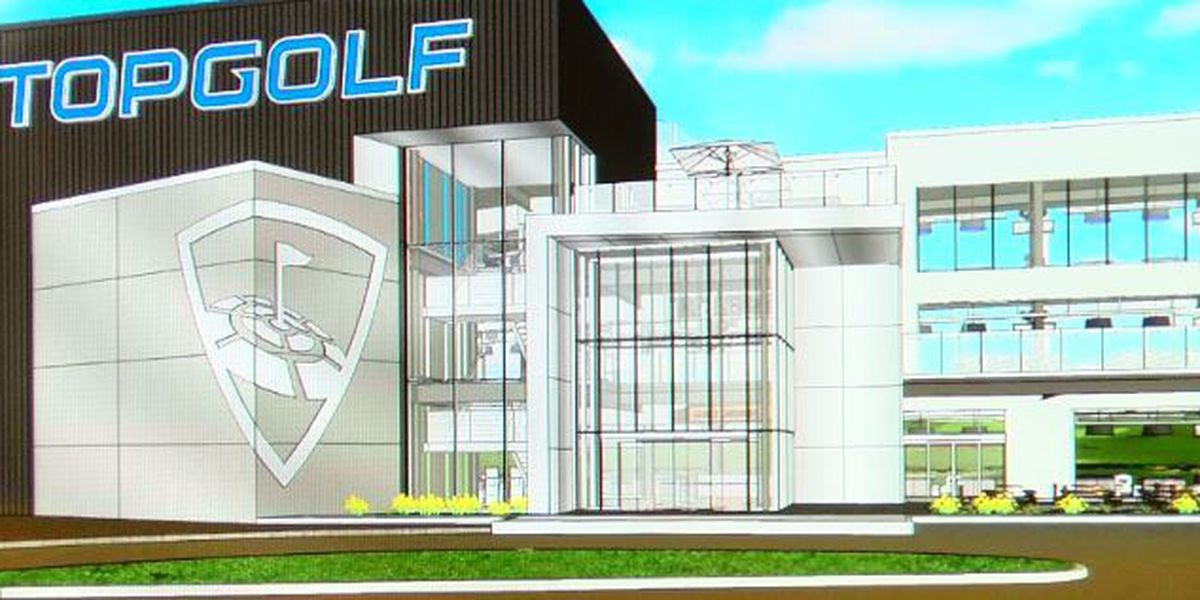 New Top Golf location one step closer to calling Myrtle Beach home