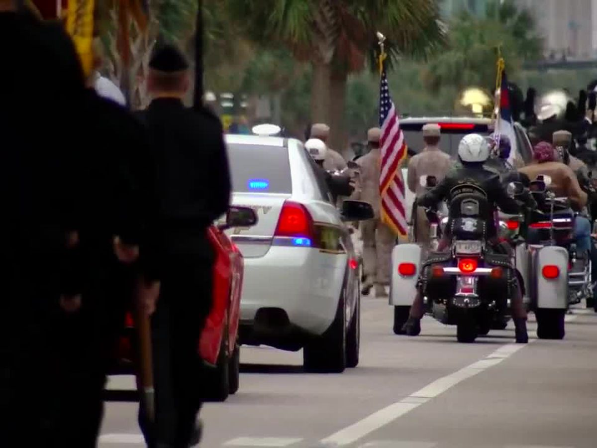Parade-goers plan to brave the cold for this year's annual MLK parade along Ocean Boulevard