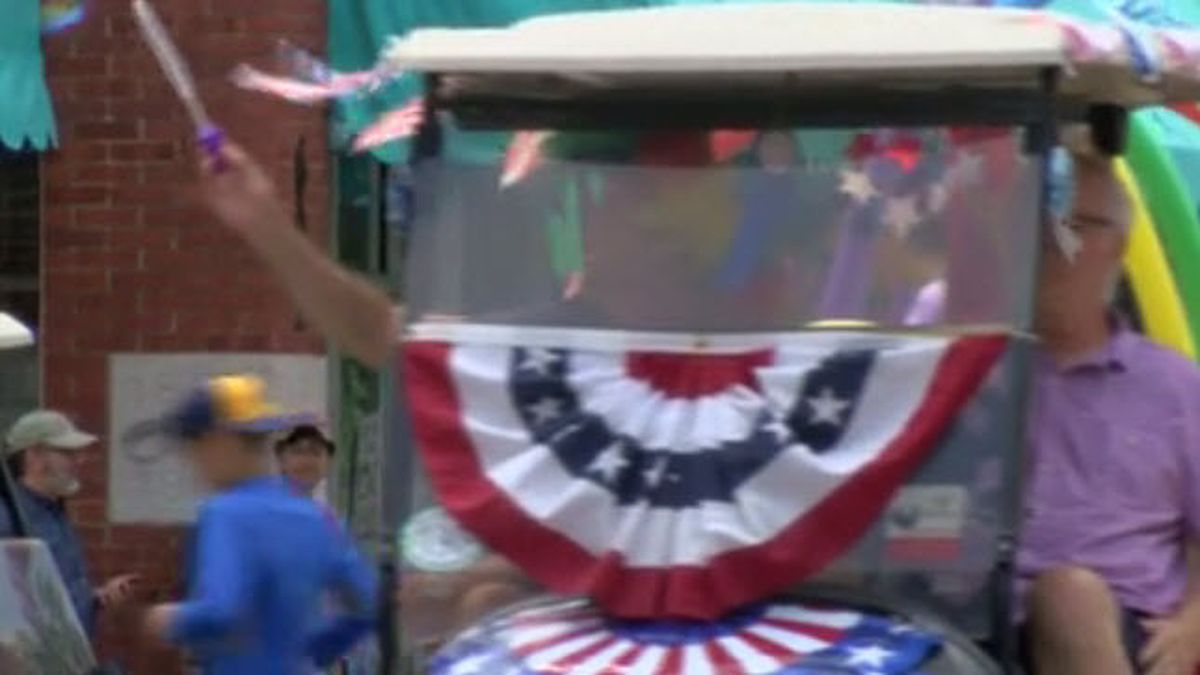 Surfside Beach to host inaugural July 4th Golf Cart Parade