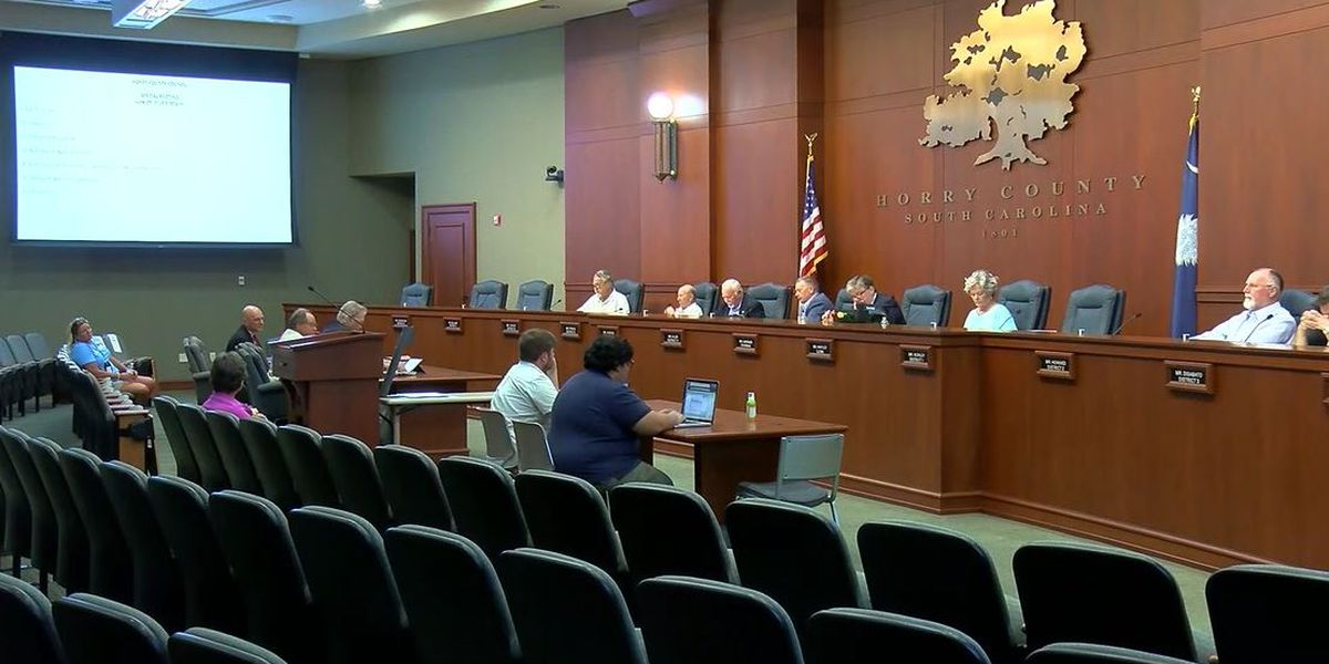 'We've been doing this for years': Horry County Council will continue collecting hospitality fees outside Myrtle Beach
