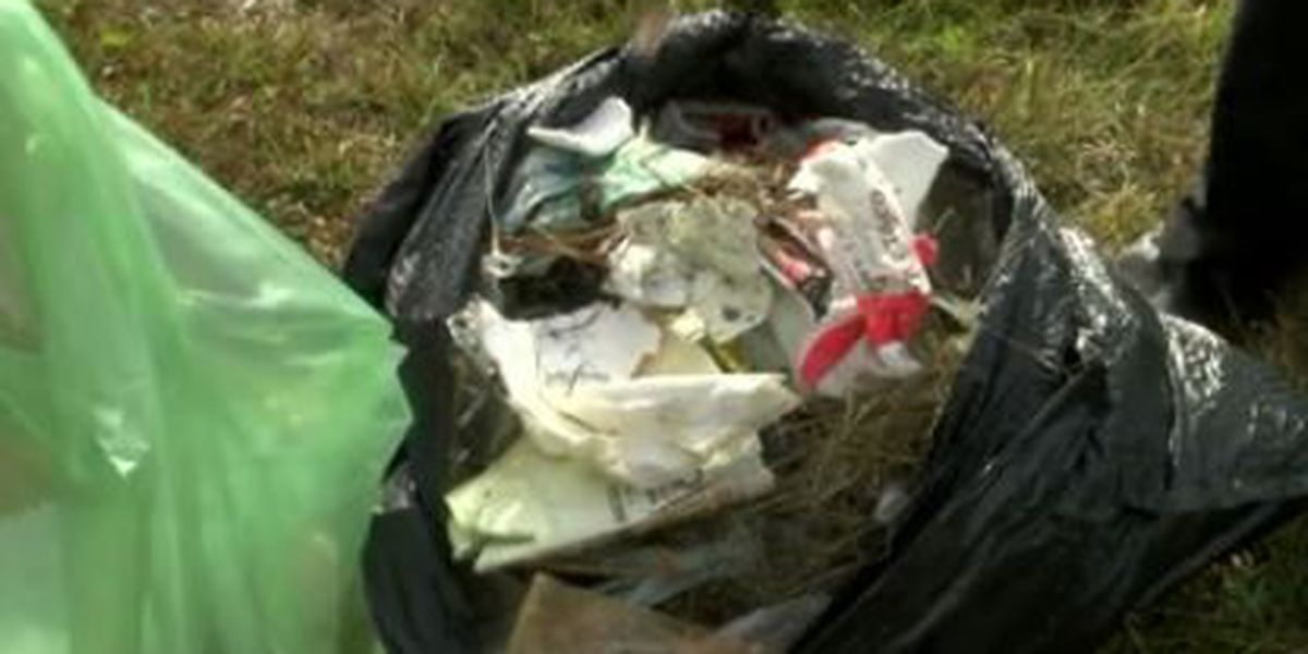 Lessening litter: Top priority for Florence area
