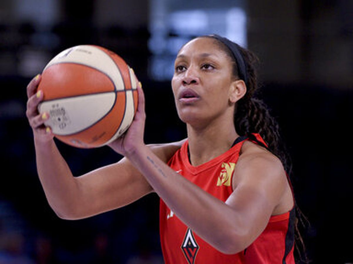 Gamecock alumna A'ja Wilson named 2020 WNBA MVP