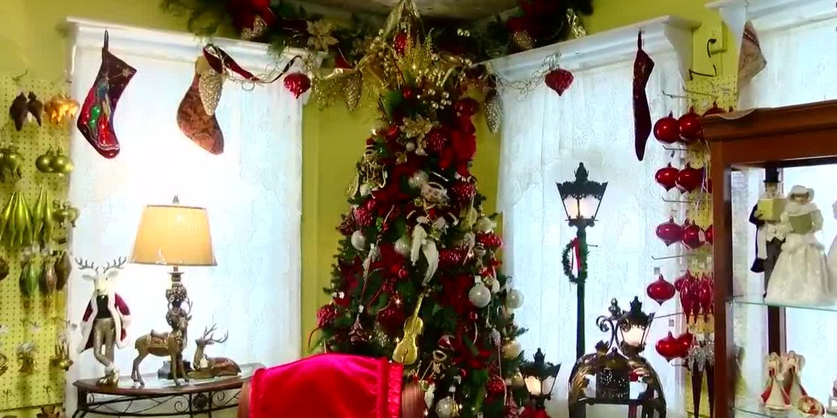 Christmas in the Carolinas: River City Christmas store brings cheer all year long