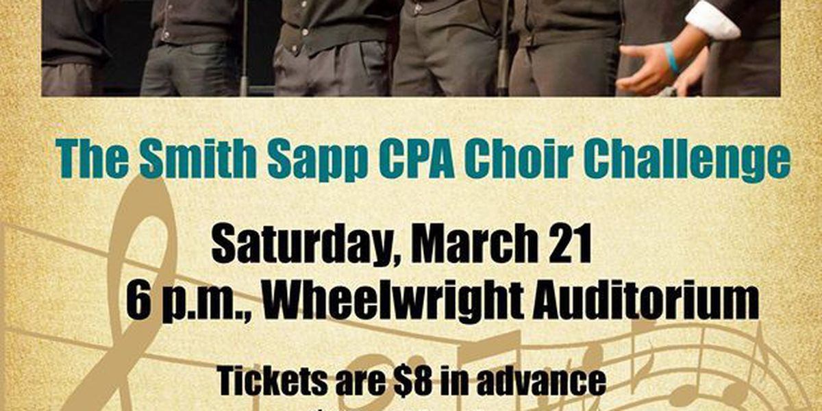 CCU will host fourth annual choir challenge