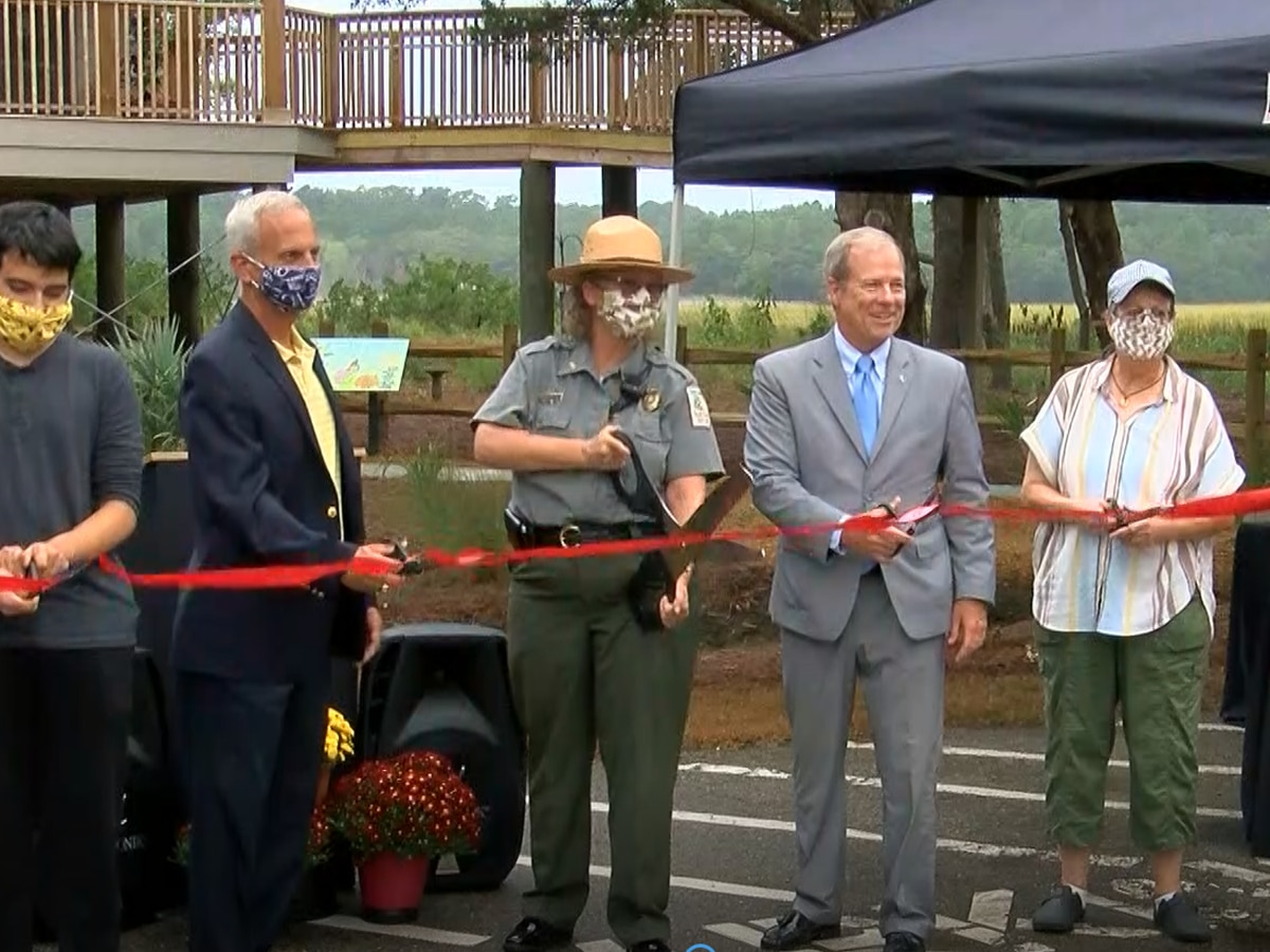 Huntington Beach State Park opens new nature center