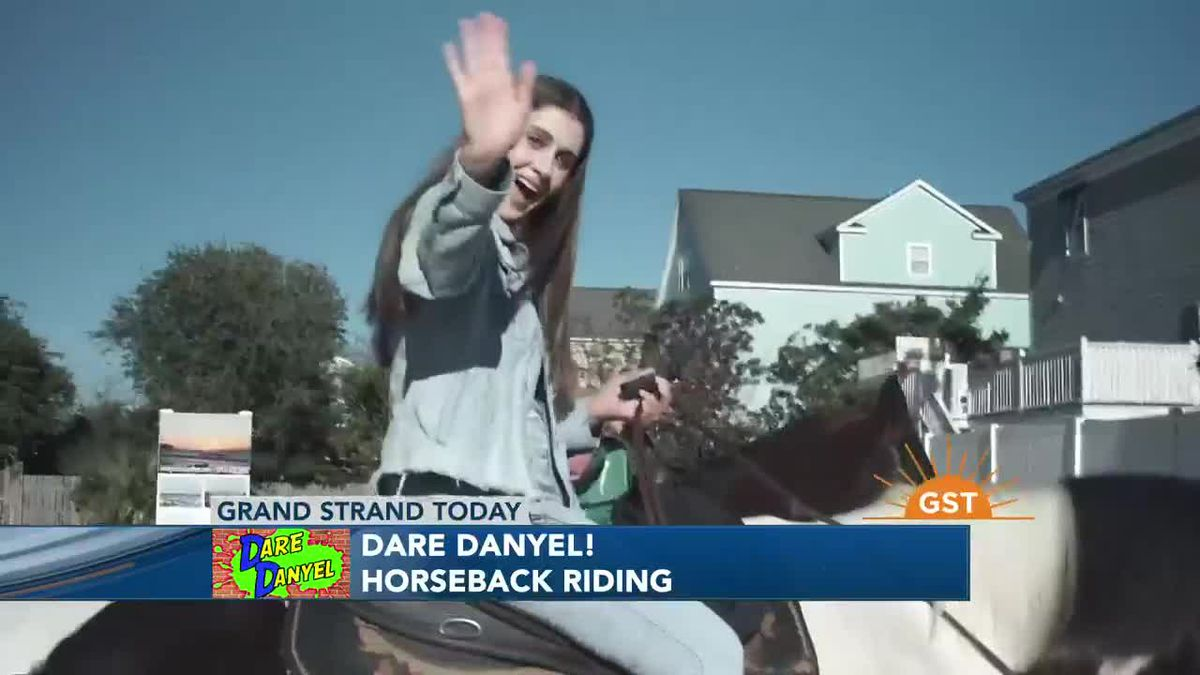 Dare Danyel- Horseback Riding
