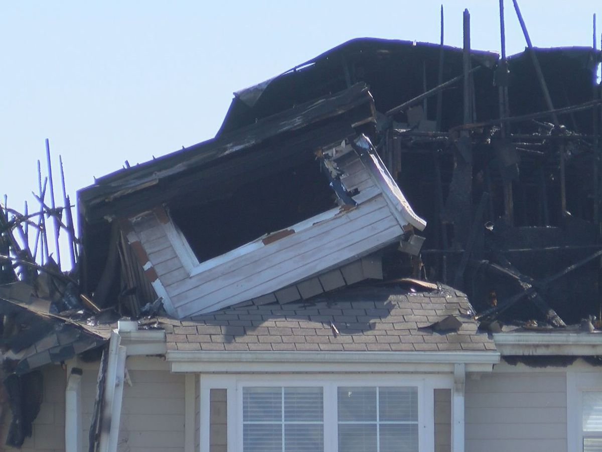 North Myrtle Beach Fire Rescue crews continue to investigate cause of condo fire