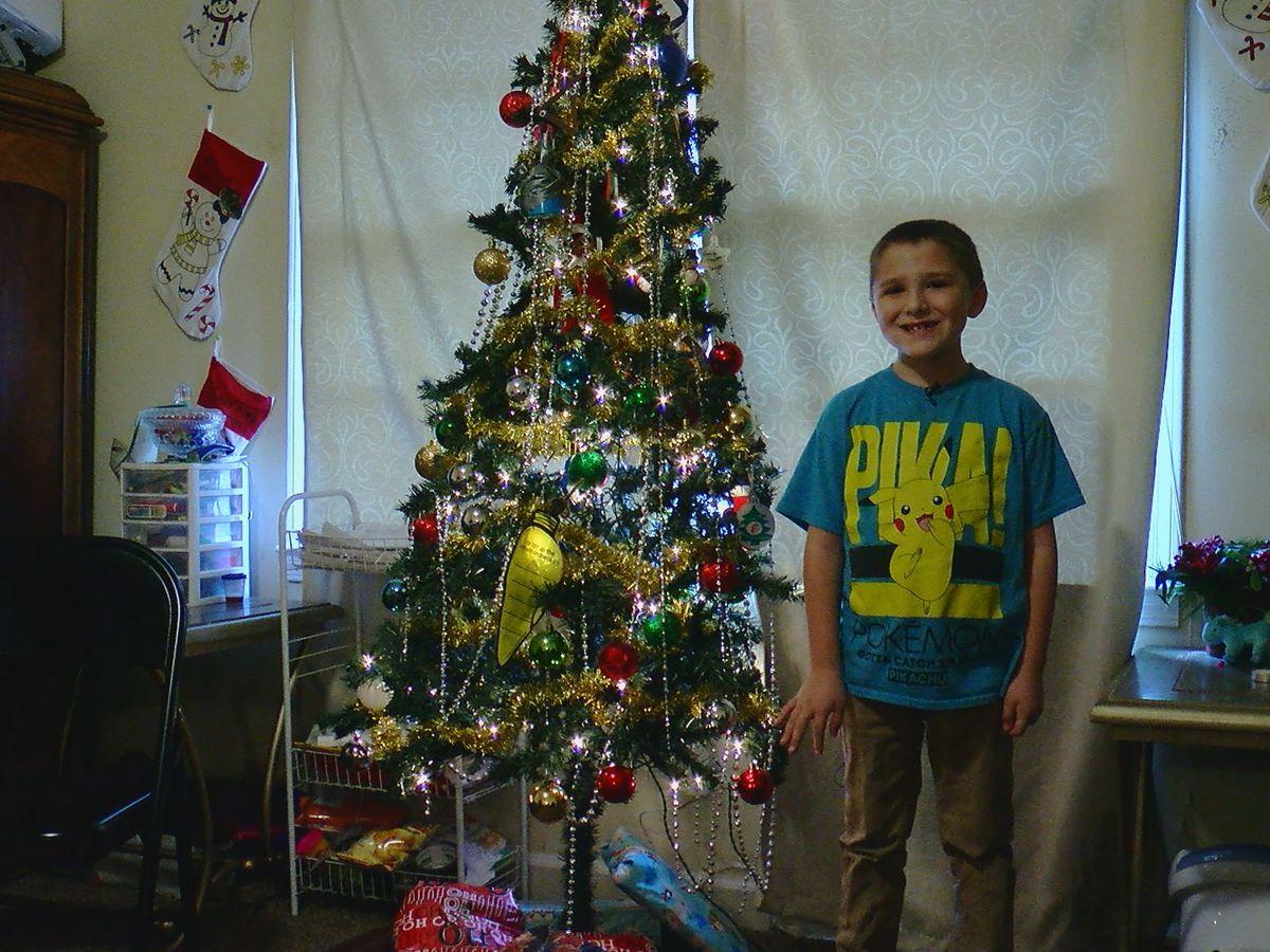'I hope you be happy and joyful to Santa': Angel Tree recipient shares Christmas joy