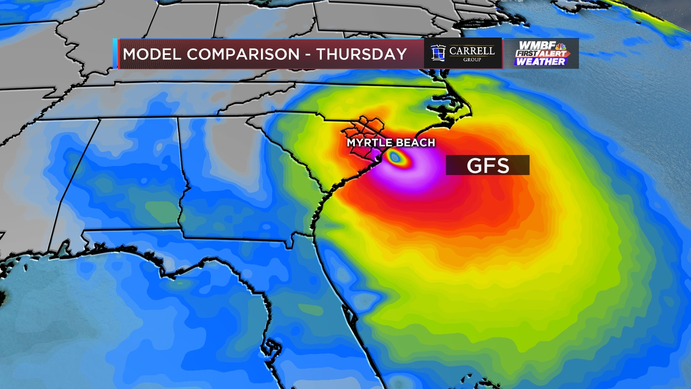 FIRST ALERT: Hurricane Watch and Storm Surge Watch issued