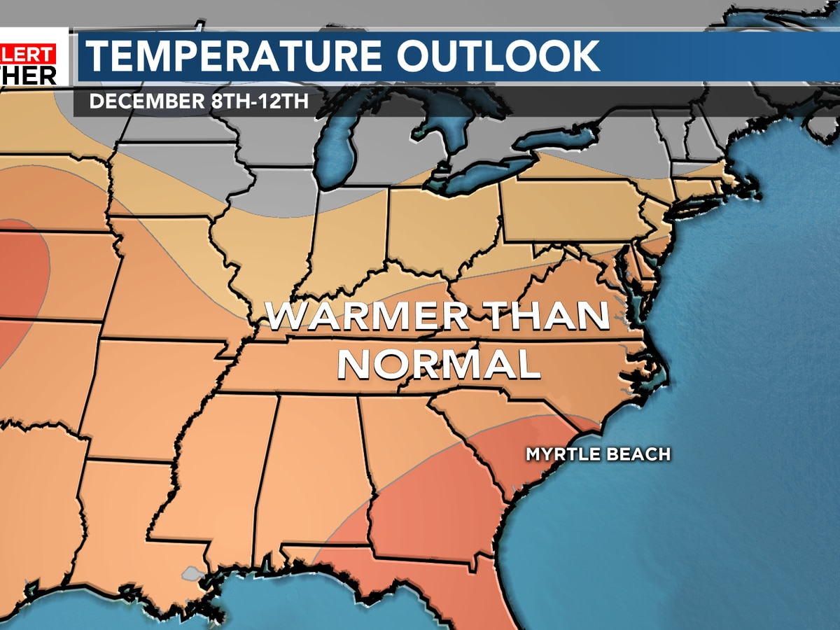 FIRST ALERT: Could December end up being warmer than normal?
