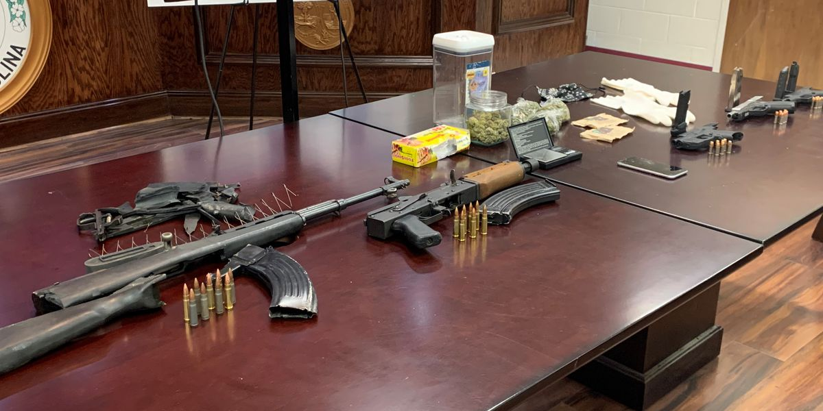 'We will not tolerate any nonsense': Authorities arrest 5, seize guns in connection to Lake City shootings