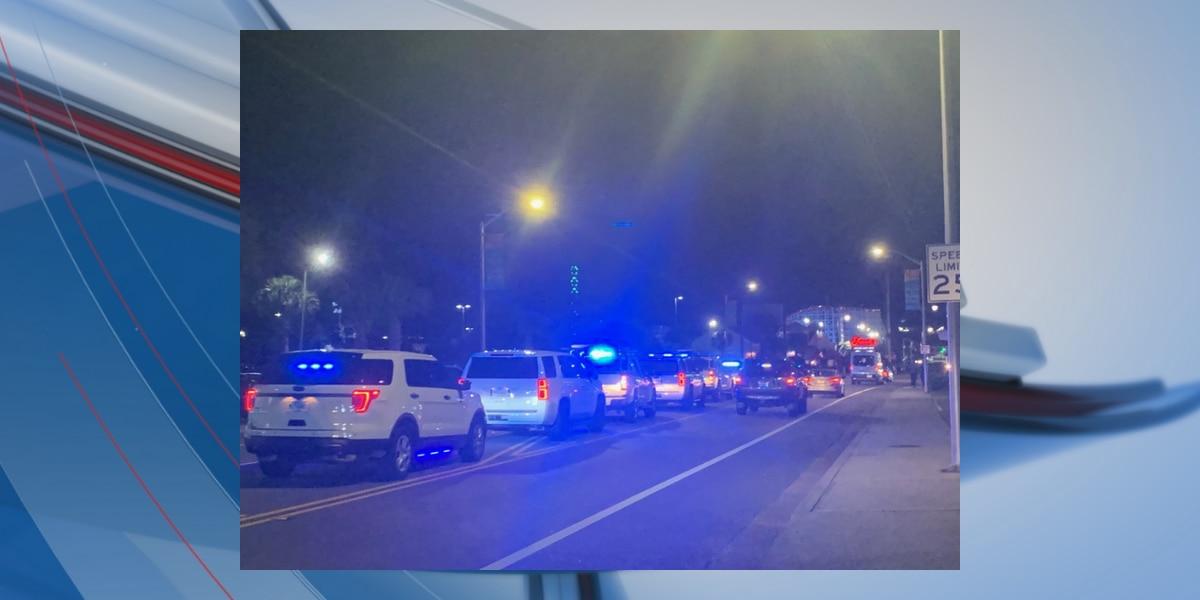 Police investigating shooting near Ocean Boulevard in Myrtle Beach