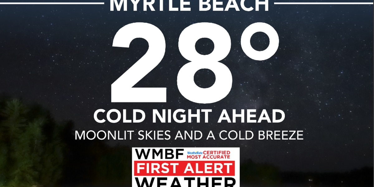 FIRST ALERT: Very cold nights ahead