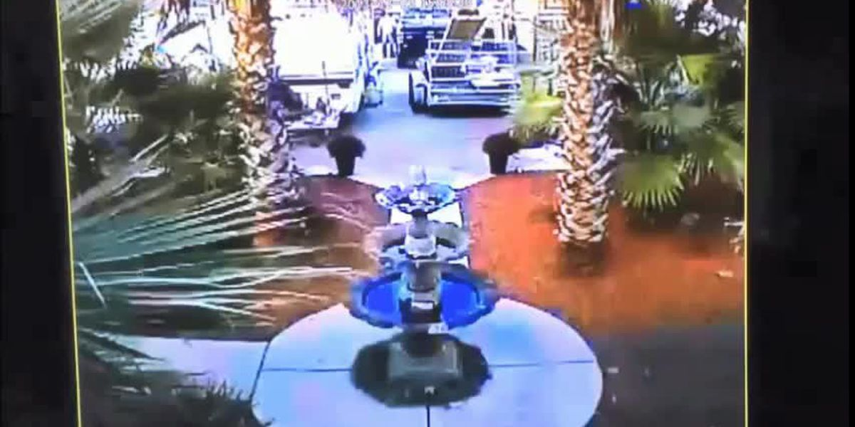 VIDEO: Surveillance shows Moorers cleaning truck, burning rags