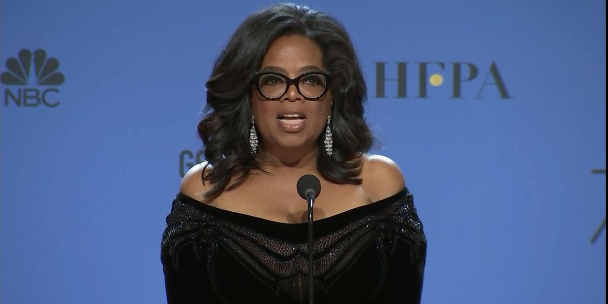 Oprah, DiCaprio, others launch $12M coronavirus relief food fund