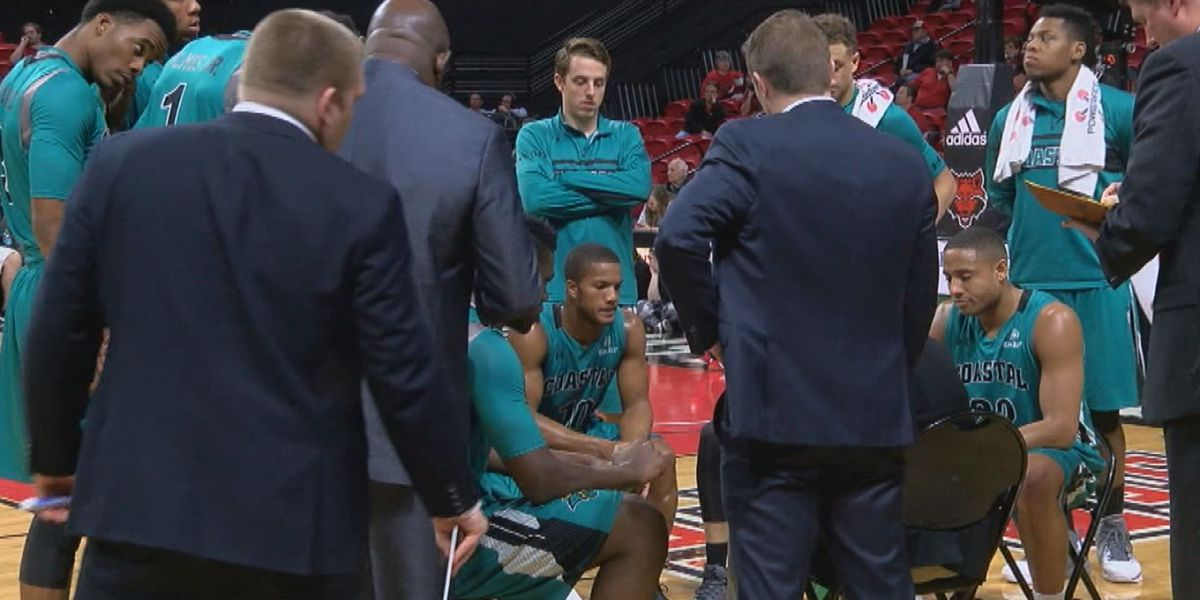 Cold shooting costs CCU at Arkansas State