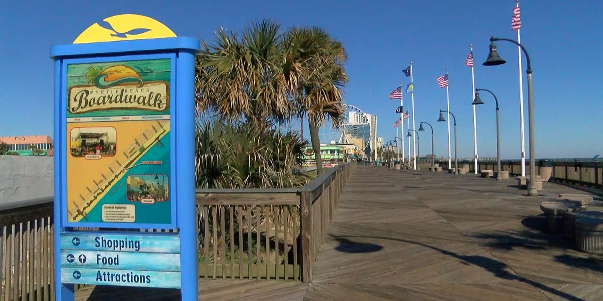 Myrtle Beach leaders discuss entertainment overlay district, workforce housing at meeting