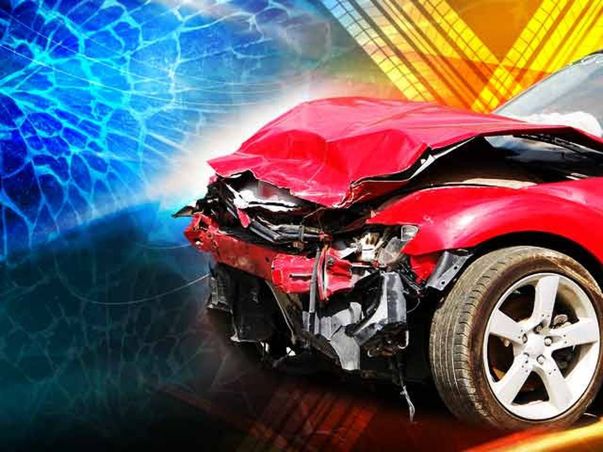 Person hospitalized after two vehicle crash in Florence Co.
