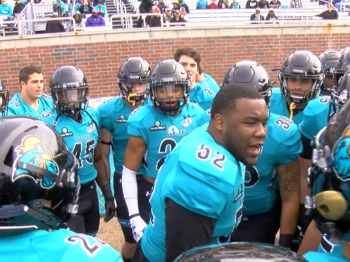 Chanticleers to have one of Sun Belt's best defensive lines in 2020