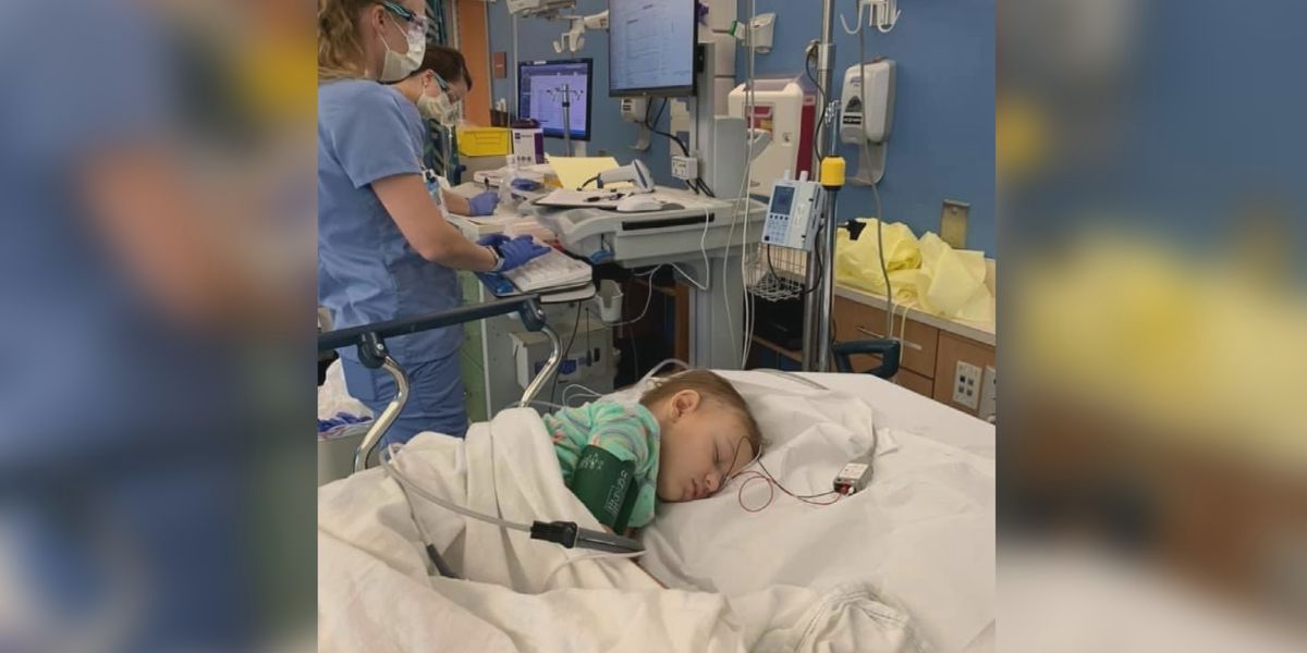 Wilmington family battling childhood cancer in midst of COVID-19, nonprofits give support despite fundraising challenges