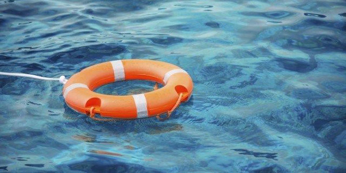 Crews rescue swimmer in distress in water near 71st Avenue North