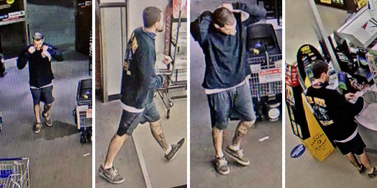Horry County police release new surveillance pictures connected to armed robbery case