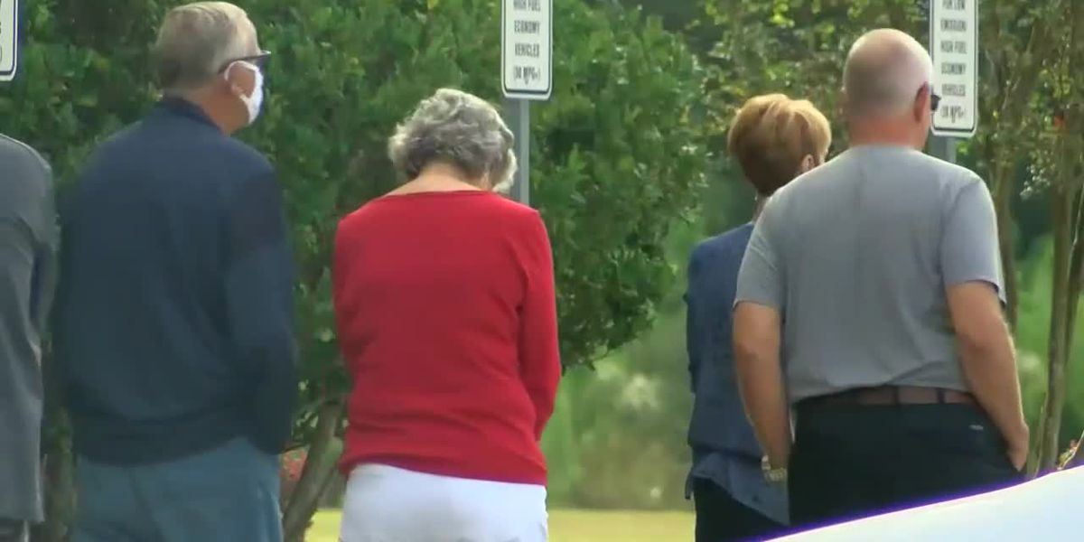 Final day of early voting in Horry County brings long lines, hours long wait