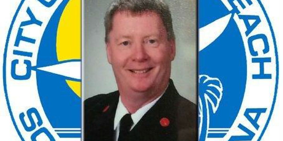 Fallen Myrtle Beach lieutenant to be honored in Columbia