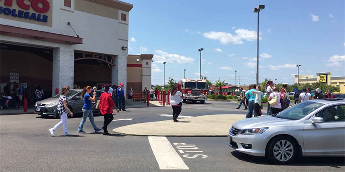 Myrtle Beach Costco evacuated as a precaution after non-hazardous leak