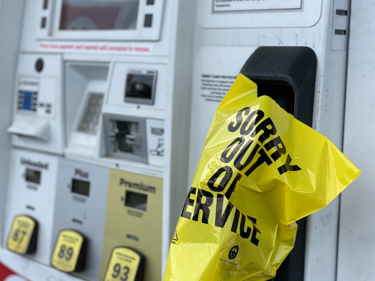Over 40% of gas stations in S.C. dry, fuel options limited in Myrtle Beach